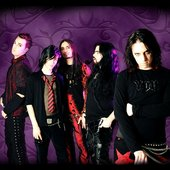 Icon & the Black Roses - Band