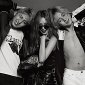 Triple H for Ceci, May Issue
