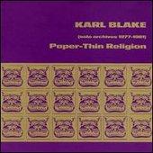 Paper-Thin Religion (Solo Archives 1977-1981)