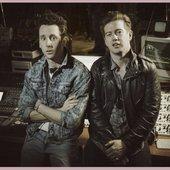 """""""September 87 in the studio"""""""