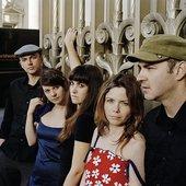 Olivier, Mélanie, Phoebe, Marina & Marc