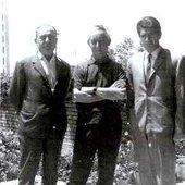 Lotfollah Majd, Ahmad Ebadi & Mohammad Reza Shajarian