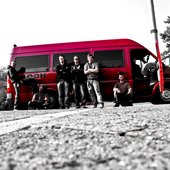 Cloon touring with Clawfinger - October 2007