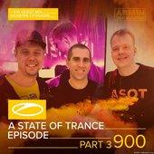 A State of Trance Episode 900 (Pt. 3) [+XXL Guest Mix: Giuseppe Ottaviani]