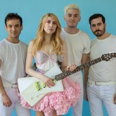 Charly Bliss, 2019.