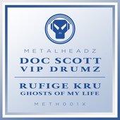 VIP Drumz / Ghosts Of My Life (2017 Remaster)
