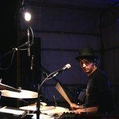 Sebastian Arnold beim Liederlauschen4