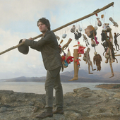 Itinerant Puppeteer, 2008 recropped