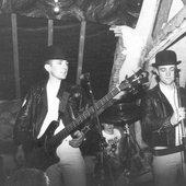 Rehearsing for A Clockwork Legion 1984