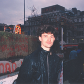 Muslimgauze in Manchester, 1988