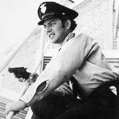 Policeman, alter-ego?