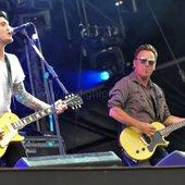 Brian Fallon & Bruce Springsteen