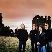 The Cranberries in Caithness, 1992.