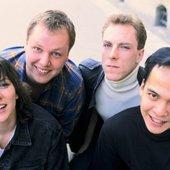 Pixies in 1988