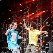 Raggafaya Woodstock 2011