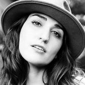SARA BAREILLES - KALEIDOSCOPE HEART PHOTOSHOOT