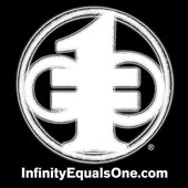 Infinity Equals One LOGO