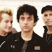 Tré, Billie and Mike.
