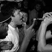 Modern Life is War @ Club Europa - Brooklyn, NYC - 5/1/07 © by jason bergman
