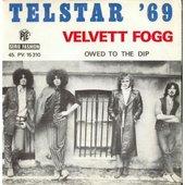 Telstar Single- Velvett Fogg 1969