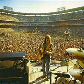 America @ Anaheim Stadium