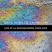 DATA MIRAGE TANGRAM (Live at La Maroquinerie, Paris 2019)