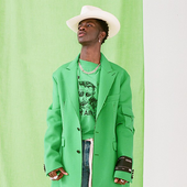 Lil Nas X for Teen Vogue