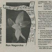 Lovregana - Music From A Tasmanian Forest