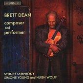 Dean, B.: Viola Concerto / 12 Angry Men / Intimate Decisions / Komarov's Fall