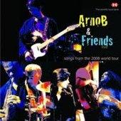 Arnob and Friends Album Cover
