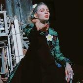 Grimes via Instagram