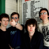 XTC (Terry Chambers, Andy Partridge, Colin Moulding & Dave Gregory)