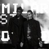 Massive Attack for the Mezzanine XXI tour | promo photo