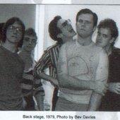 back stage 1979