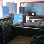 MASTERSOUND STUDIO - Regie Raum 1 - Stuttgart Germany