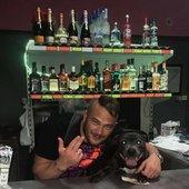 Jul et Tyson le chien humain