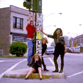 Throwing Muses, 1989