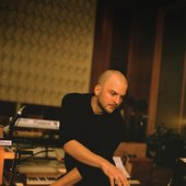 Nils Frahm by James Perolls