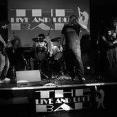 Halosane - Live and Loud Bard
