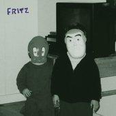 Album cover for Fritz