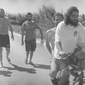 Los Hermanos em Zambujeira do Mar - Portugal, 2004.