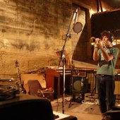Keith / Ice House recording session / Akron