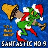 """Santastic No. 9: """"It's a Major Award"""""""