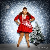 Jiggly from Christmas Queens