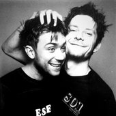 Jamie and Damon