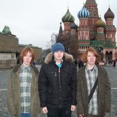 Retro Suicide at Red Square