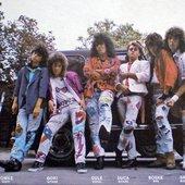 Charisma 1988 Glam/Hair metal