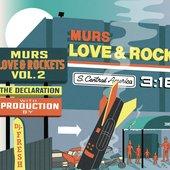 Love & Rockets Vol. 2: The Declaration