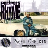 partners in rhyme - pager checkin (tulsa, ok) 1997
