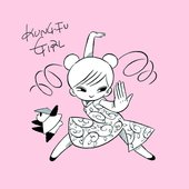 KUNG-FU GIRL